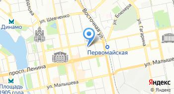 Уральское общество изыскателей на карте
