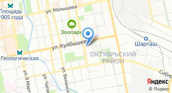 Интернет-магазин Клюква Life на карте