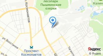 Эверест 96key.ru на карте
