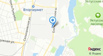 Самоспас Урал на карте
