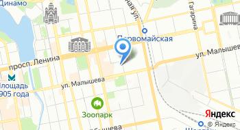 МАОУ Лицей № 110 имени Л. К. Гришиной на карте