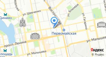 Московский Комсомолец Урал на карте