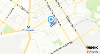 Такси Бизнес на карте