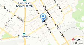 Уралагросбыт на карте