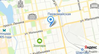 Магазин Лакомка на карте