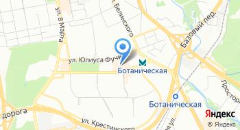 Аттракцион-Инвест на карте
