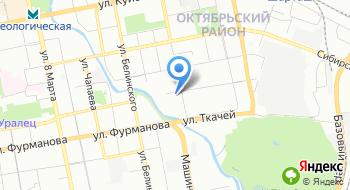 Уральский центр печатных технологий-сервис на карте