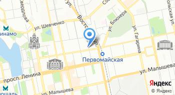 Санитарно-гигиеническая компания на карте