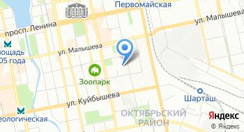 ID бюро на карте