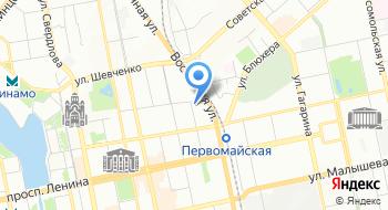 НКО Служба заказчика Кировского района на карте