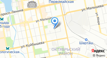 Автобан Рус на карте