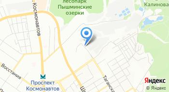 Техно-торговый центр Рабочая лошадка на карте