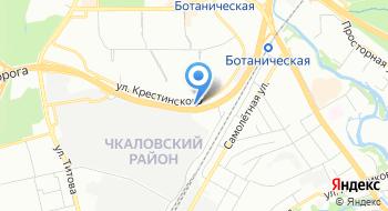 Уральская строительная тепло-энергетическая компания на карте