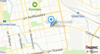 Агропищепром на карте