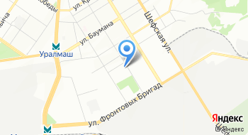 МАОУ до Специализированная детско-юношеская спортивная школа олимпийского резерва Локомотив-Изумруд на карте