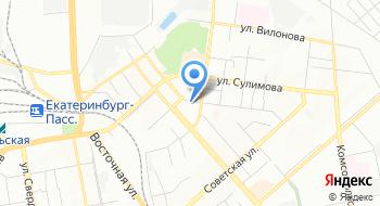 Урал-Центр на карте