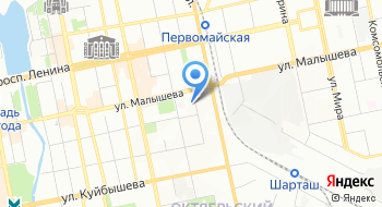 Интернет-магазин KofeMart.ru на карте