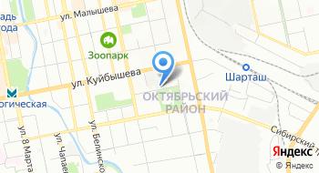 Прин на карте