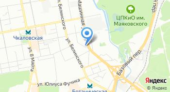 ТВ проект Квадратный метр на карте