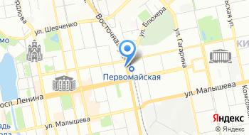 Дельта-Сервис ЕК на карте