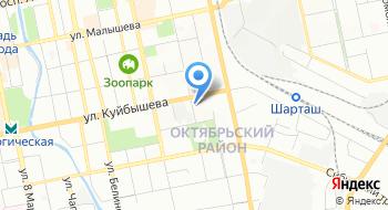 Центр медицинского массажа Novi на карте