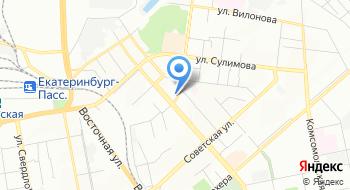 Клиника Уральская на карте