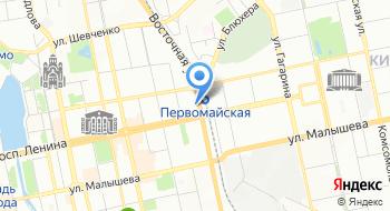 Интекпром на карте