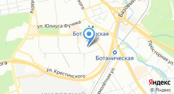 ОГИБДД УМВД России по городу Екатеринбургу на карте