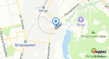 Магазин автотоваров Иж-Ода-Москвич на карте