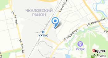 Гидросила на карте