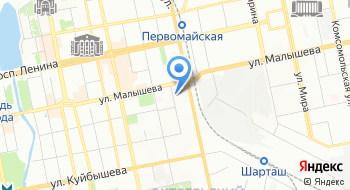 Ателье Т-Стиль на карте
