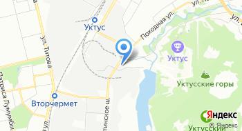 Фост на карте