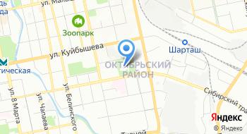 ФГБУ Уральское Угмс на карте
