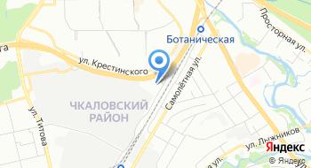 Отдел технического надзора и регистрации автомототранспортных средств на карте