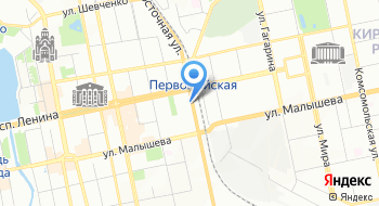 Филиал Центрального архива МО на карте