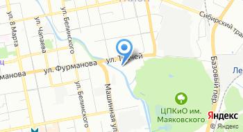 Uber partner Ekaterinburg на карте