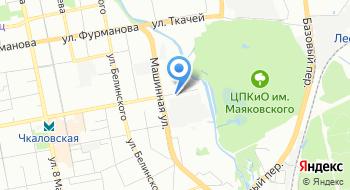 Компания АСП на карте