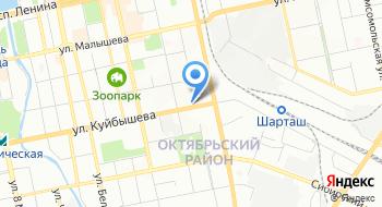 Военторг Комбат на карте