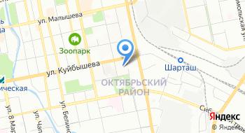 УралТехПром на карте