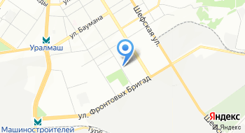 РосАвтоПрокат-Екатеринбург на карте