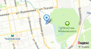 Геокрафт на карте