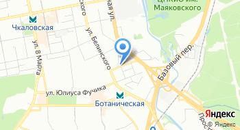 МБУК ДО Екатеринбургская детская музыкальная школа №16 на карте