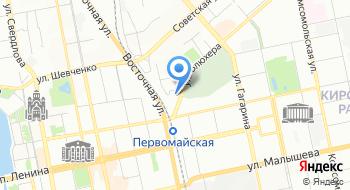 Уральский хореографический колледж на карте
