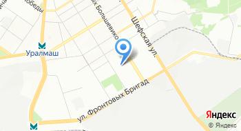 МБУ Центральная городская клиническая больница №23 Морг на карте