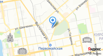 Уралстройгазификация на карте