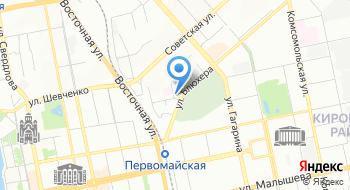 Свердловская региональная общественная организация Клуб служебного и любительского собаководства Фаворит на карте