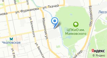 РусКом на карте