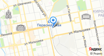 Такси Навигатор на карте
