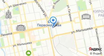 Центр переводов Ин Плюс на карте