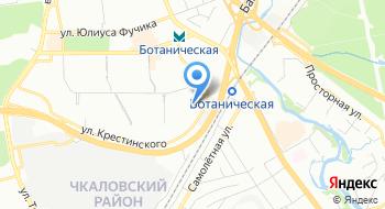 Интернет-магазин Ecodish.ru на карте